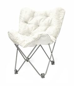 Urban Shop Mongolian Faux Fur Butterfly Chair * Continue to the product at the image link.Note:It is affiliate link to Amazon.