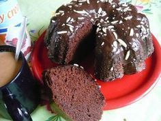 Sacher, Muffin Bread, Pavlova, Pound Cake, Ham, Muffins, Food And Drink, Pudding, Sweets