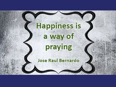 Keep praying to stay happy! #success #quotes