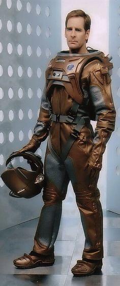 """Heroes of Star Trek - Scott Bakula as Captain Jonathan Archer from """"Enterprise"""""""