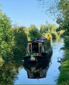 Narrow Boat, Canal Boat, Water Systems, Pretty Pictures, Beaches, Boats, Ships, British, England
