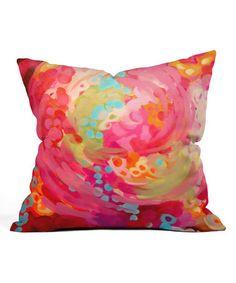 Look what I found on #zulily! Stephanie Corfee Simona Throw Pillow #zulilyfinds