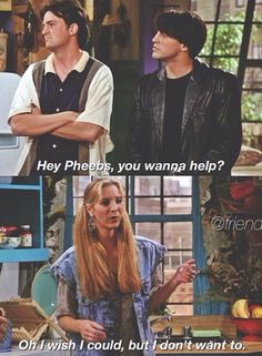 F.R.I.E.N.D.S. Im going to remember this!