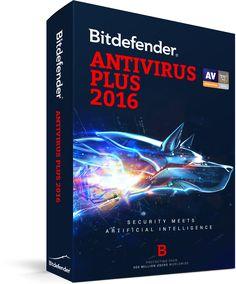 20% Off Bitdefender Antivirus Plus 2016 (1 year/3 Pcs) http://tickcoupon.com/coupons/20-off-bitdefender-antivirus-plus-2016-1-year3-pcs