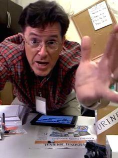 Stephen Colbert Goes Into Apocalypse Mode Over NYSE Shutdown
