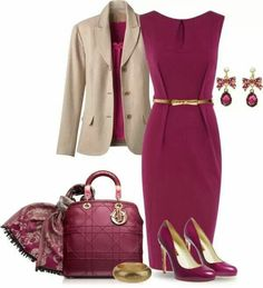 What to Wear to Work Outfit without ever having perspiring endlessly on your travel. inspired by these elegant place of work appropriate wardrobe inspirations due to the fashion establish. wear to work outfits Fashion Mode, Work Fashion, Womens Fashion, Fashion Trends, Petite Fashion, 80s Fashion, Fashion Ideas, Fashion Tips, Trending Fashion