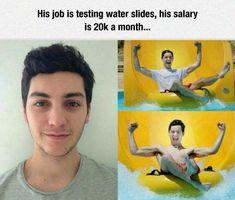 I Need This Man's Job