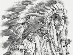 The Wild Feathers - Indian Illustration