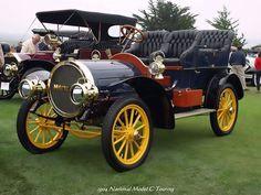 National Model C Touring von 1904 - Autos - Voiture Retro Cars, Vintage Cars, Minerva Car, Carros Retro, Veteran Car, Old Classic Cars, Chevrolet Impala, Unique Cars, Car Wheels
