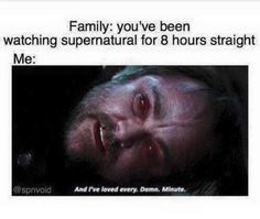 Supernatural fandom                                                                                                                                                                                 More
