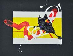 L'arte di Vittorio Amadio: Tengo e Aomame. Il Murakami che dipingo: Andremo m...