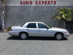 2005 Ford Crown Victoria Window Tint #AudioExpertsVentura #AudioExperts #AudioVideo #CarStereo #StereosVentura #Ventura #VenturaCA #VenturaCalifornia #California #CustomAudio #WindowTint #Ford #Crownvic #CrownVictoria #FordCrownVictoria