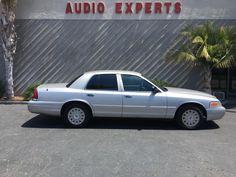 2005 Ford Crown Victoria Window Tint #AudioExpertsVentura #AudioExperts #AudioVideo #CarStereo #StereosVentura #Ventura #VenturaCA #VenturaCalifornia #California #CustomAudio #WindowTint #Ford #Crownvic #CrownVictoria #FordCrownVictoria