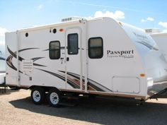 2013 KEYSTONE PASSPORT 199ML Located on I-90 in Summerset, South #Dakota, in between #RapidCity and #Sturgis. #Campers & #RV