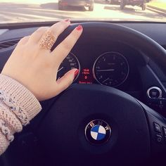 Driving with open windows and listening hovering music ❤️ #driving #BMW