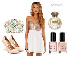 """Liv Miami"" by miumiu3 ❤ liked on Polyvore featuring Tobi, Steve Madden, ALDO, Bobbi Brown Cosmetics and Tocca"
