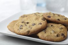This dairy-free chocolate chip cookie recipe is the sweet fix you need
