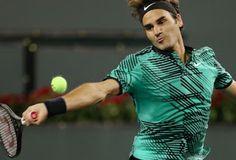 Blog Esportivo do Suíço:  Federer fecha estreia contra francês em 51 minutos em Indian Wells