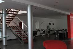 Interior - Alberto Salón & Spa