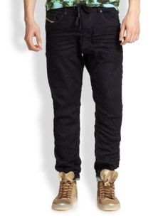 Diesel Narrot Jogg Jeans   Pants, Clothing and Workwear