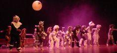 Almuñécar celebró con éxito el Día Internacional de la Danza al más puro estilo de Broadway