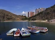 botes  en playa valdez. Isla de Margarita venezuela. by Alfonso Mejía on 500px