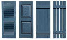 Tillsonburg VanRybroeck Windows and Doors Tillsonburg Siding & Fencing Sunrooms Green Shutters, House Shutters, Window Shutters, Exterior Shutters, Cottage Shutters, Exterior Paint, Outdoor Shutters, Custom Shutters, Outdoor Garden Furniture