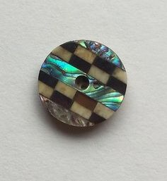 Mother Of Pearl Bone Inlaid Small Whistle Antique Button Old in Antiques, Sewing (Pre-1930), Buttons | eBay