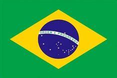 Brazil Flag   3' x 5'