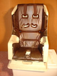 1983 Safe Cheryl Vintage Car Seats
