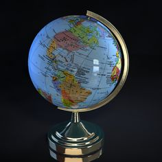 World map globe google search dads 80th birthday party world map globe google search dads 80th birthday party pinterest map globe and 80 birthday gumiabroncs Choice Image