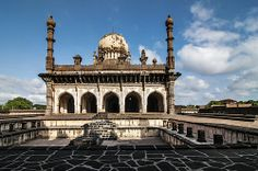 The Mosque at Ibrahim Rauza in Bijapur circa 1627