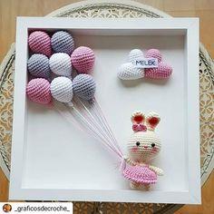 Tutorial Cómo tejer una mochila Wayúu a Crochet - Completo Crochet Birds, Crochet Bunny, Crochet Dolls, Knit Crochet, Crochet Toys Patterns, Stuffed Toys Patterns, Crochet Backpack, Diy Crafts To Do, Baby Blanket Crochet