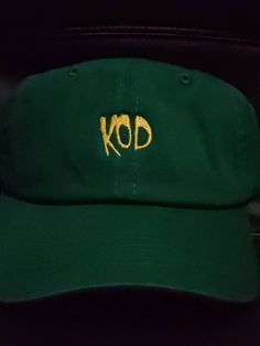 5e62a6a96e87f Excited to share the latest addition to my  etsy shop  KOD Dad Cap Hat