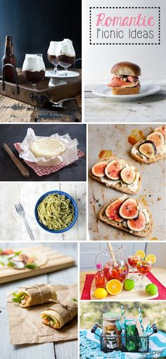 A creative and romantic date idea that doesn't break the bank! Summer is the perfect time to treat yourself and your significant other to a romantic outdoor picnic. These easy-to-prepare meals and recipes are sure to impress your S.O. and make for a fabulous outdoor date. http://www.ehow.com/way_5291025_romantic-picnic-food-ideas.html?utm_source=pinterest.com&utm_medium=referral&utm_content=curated&utm_campaign=fanpage