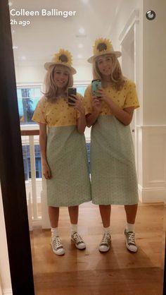 Rachel and Colleen's Halloween Olsen twins