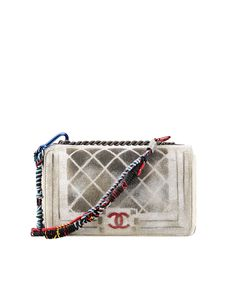 Trompe l'oeil Boy CHANEL flap bag - CHANEL