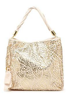 Ivanka Trump Olivia Perforated Handbag on HauteLook
