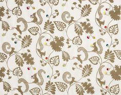 Pierre Frey -Fabric Bicotte   French Furnishing fabrics, Interior fabrics, Wallpapers, Sofas, Rugs, Carpets and Home accessories