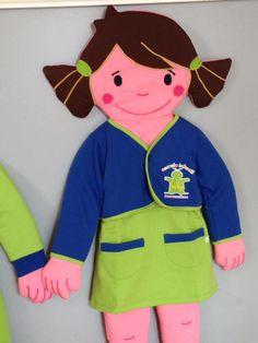 Cuerpo humano Decora Educando. www.decoraeducando.com #decoracion #centrosinfantiles #niños
