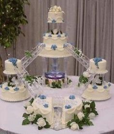 52 Best Wedding Cake Images Beautiful Cakes Square Wedding Cakes