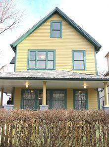 Christmas Story House Cleveland, OH