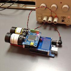 "Laser Rangefinder Brought to Life With Arduino <a href=""http://ift.tt/1ZYYI7p"" rel=""nofollow"" target=""_blank"">ift.tt/1ZYYI7p</a>"