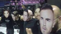 TT Take That Backstage ..  Backstage Tour TTIII. #Takethat #instadaily #instalike #TTIII #roadieslife