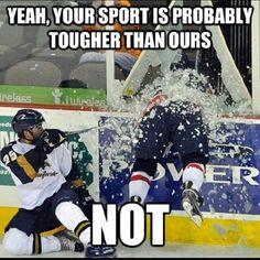 Tougher Sport