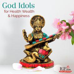 Wrap some blessings and send as a gift! #SendGodIdols