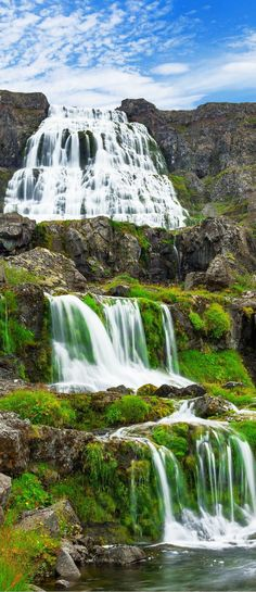 You do not have to look very far for waterfalls in Iceland, they are everywhere…
