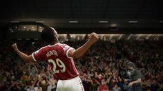 FIFA 17 The Journey Alex Hunter Celebration - Living The Dream