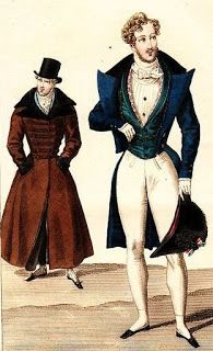 Beau Brummel, a renowned dandy who once famously disparaged the Prince Regent over his rather 'too-full' figure, was generally acknowledged as encouraging his followers to a daily bathing regime and other practices of cleanliness.