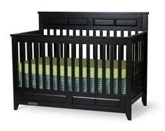 Child Craft Logan Lifetime Convertible Crib, Jamocha - http://activelivingessentials.com/baby-essentials/child-craft-logan-lifetime-convertible-crib-jamocha-3/